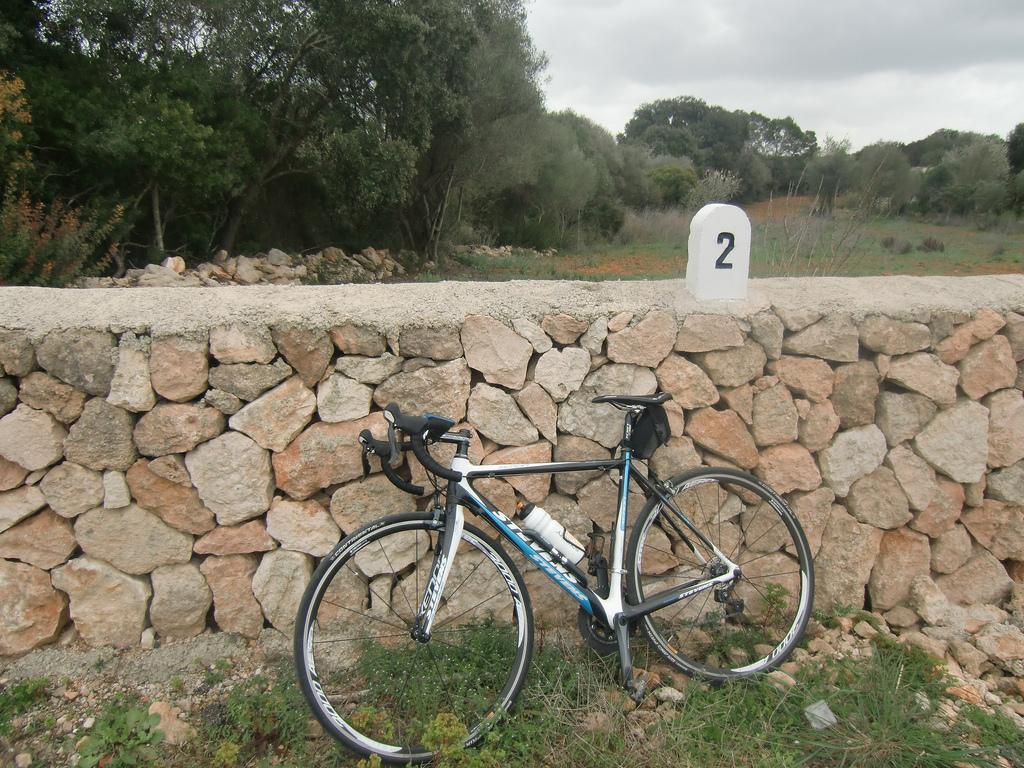 Trainingsgerät auf Mallorca