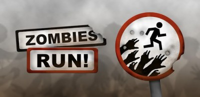 Logo von Zombies, run